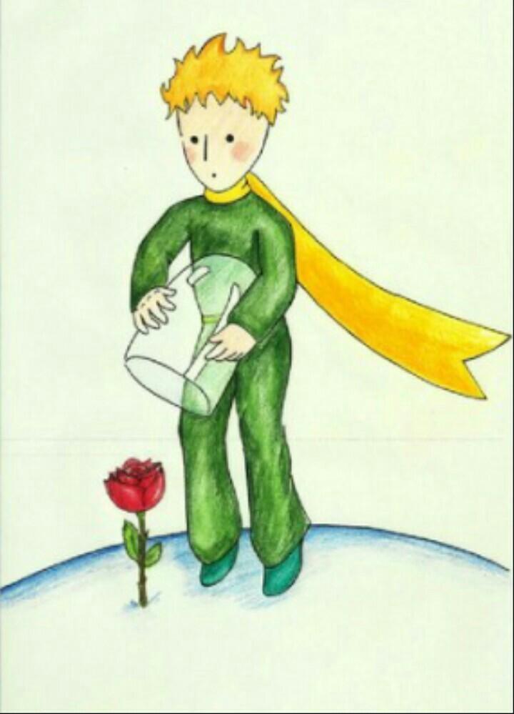 иллюстрации к сказке маленький принц экзюпери